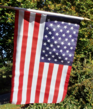 HAND WAVING FLAG - USA